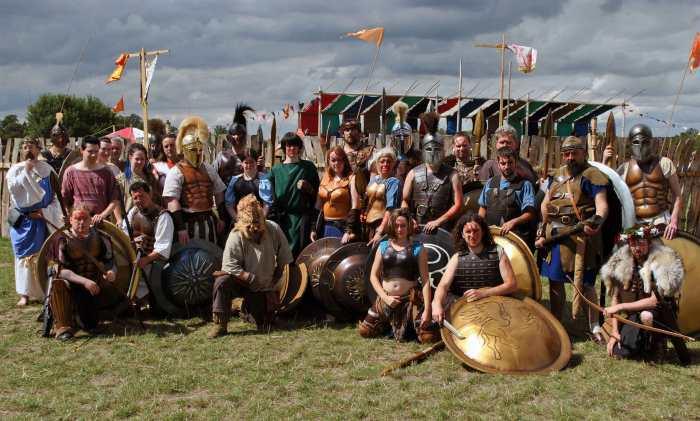 Gruppe von Odyssey