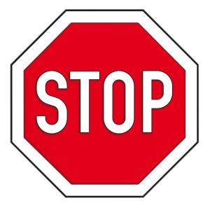 Stop-Befehl