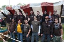 Das SL-Team von 2014