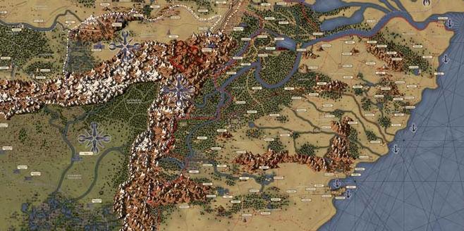 mythodea karte Mythodea Karte | Karte